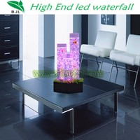Foshan Manufacturer Bedroom air humidification with table waterfalls water fountains