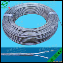 high temperature wires silicone insulated
