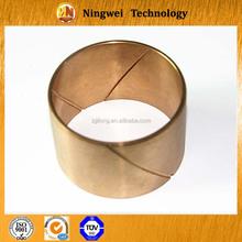 CNC turning new products, machinery brass precision machining bushing