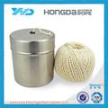 1.5mm torsadéeaccessoires boule de coton, cordon en coton ficelle, bouchers