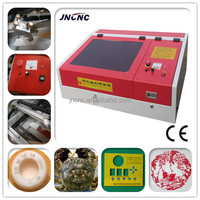 Co2 40w small rubber laser engraving machine reviews