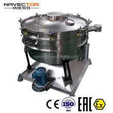 ISO, CE, EX, EAC certified tumbler screening machine NRS series for polyamine acid polymer