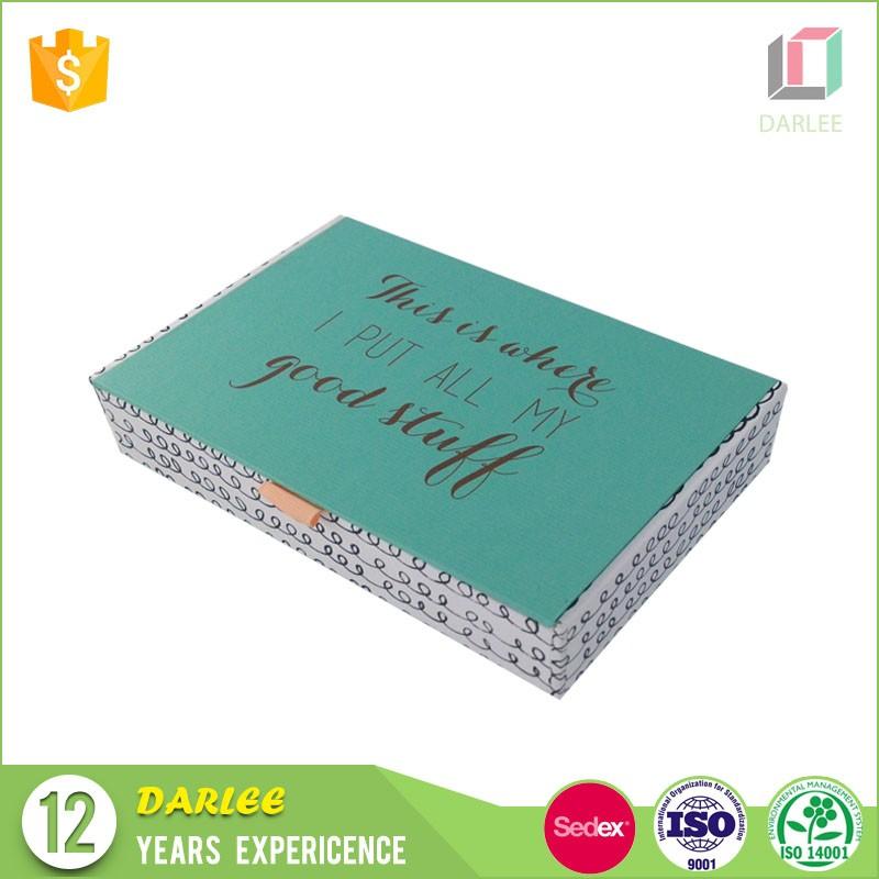grey cardboard packaging