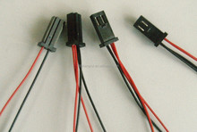 China Factory sale 2.54mm single row DIP 2PIN pcb header connector amp wire harness