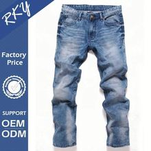 Brand New Customized OEM Quick Dry Jeans Manufacturing Process