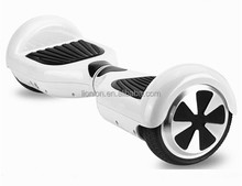 Hot sales big battery 2 wheel electric scooter self balancing with LED light and Max Speed 10km/h scooter electric