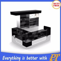 Professional Manufacturer Free Standing Cabinet Jewelry Display Showcase Wholesale