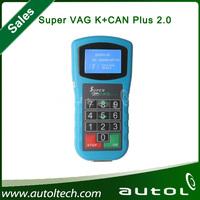 Excellent quality and Newest version super vag 2.0 VAG K+CAN Plus 2.0
