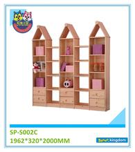 High Quality Modern Wooden Bookcase/ Bookshelf /Book rack