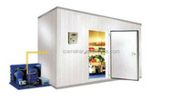 Fresh Fruits and Vegetables storage room with fresh air system