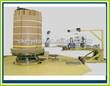 Automatic Power Transformer Coil Winding Machine Vertical Serie