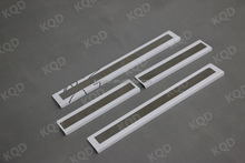 jeep accessories stainless steel door sill protector for JEEP FORD Ranger2012,Japan pickup car