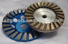 SANG Diamond Turbo Cup Wheel for granite and concret on sale
