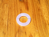 Flat Clear FDA Certified Silicone Gasket