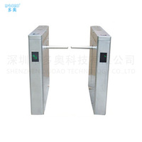 304 stainless Drop Arm Barrier swing access control with EM cards