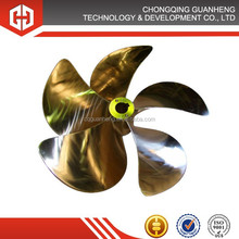 High Quality Stainless Steel/Alloy/Cooper Underwater Propellers