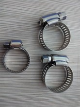 Customized collar hose clamp/clips made in China
