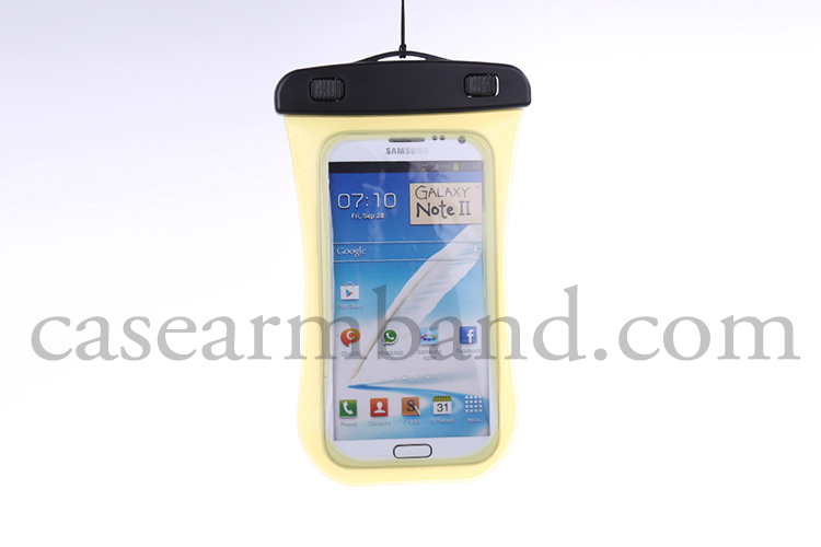phone waterproof case for samaung galaxy note