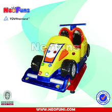 Safe and Funny Ferrari Car Children Amusement Rides