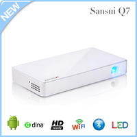 The Smallest DLP LED 150lumens HD 1080P Android Mini projector