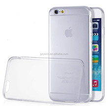 transparent for iphone 6s soft case tpu,tpu case for iphone 6s plus,for iphone 6s plus case simple style with best factory price