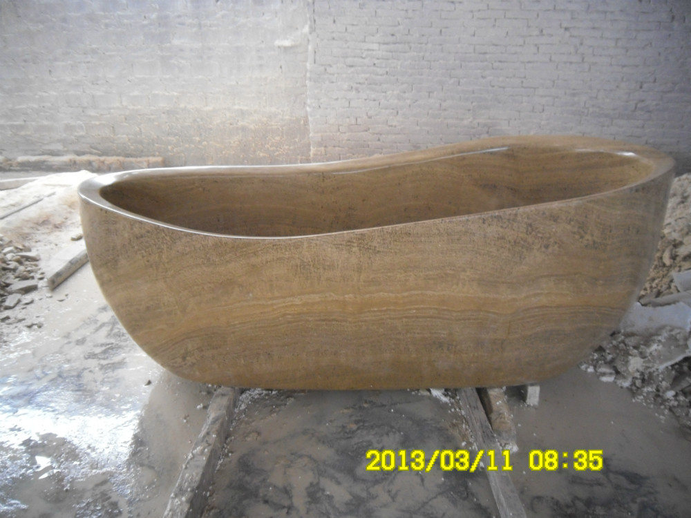 Freestanding Brown Marble Bathtub Price Buy Marble Bathtub Price Brown Marb