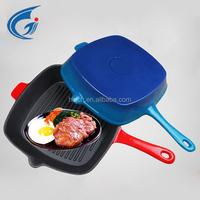 Cast iron korean pan