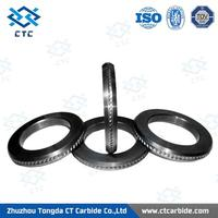 Hot sale high-performance tungsten carbide rolls for seamless tube mill