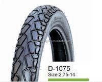 road motorcycle tire , three wheel tyre 2.75-14 motorcycle tye