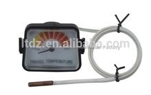 calefacción termómetro capilar