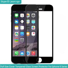 For Iphone 6 Plus Bent Screen Protector 5.5''