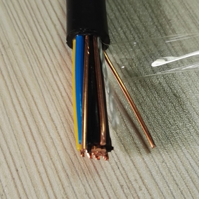 Bs7870 Cable Stranded Plain Annealed Copper Or Solid