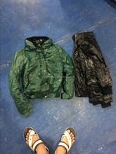 Wholesale cheaper price used winter clothes