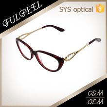 Latest fashionable designer stock frame acetate eyewear optical