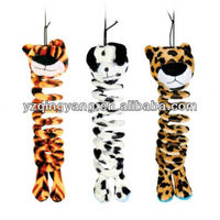 Special gift high quality plush animal spring toys for kids AHB-0031