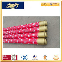 Used concrete pump rubber pipe hose steel reinforced rubber hose kinds of hose