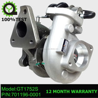 GT1752S Turbocharger 701196-5007S 701196-0002 701196