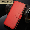 Smooth Flip Leather Case For Samsung S6, For Samsung S6 Leather Case, For Samsung S6 Case Cover
