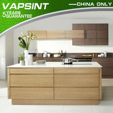 Wholesale mdf wood free standing kitchen storage cabinets