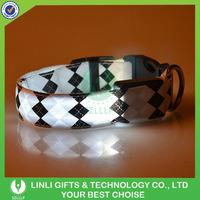 Custom High Quality Colorful Led Pet Collar,Flashing Pet Collar Light,Led Dog Collar For Promotion