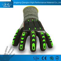 China Professional and good service safety gloves company