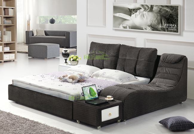3037 bed set with duvet cover wooden sofa cum bed with for Wooden divan bed with drawers