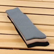 High quality customize antibacterial men organic 100% bamboo socks