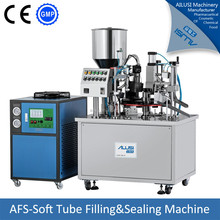AFS- Inner heating ointment soft tube filling and sealing machine