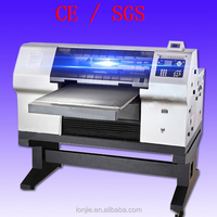 A1 size 61x100 cm double head wood printer