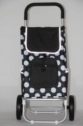 Aluminum Folding Shopping Trolley