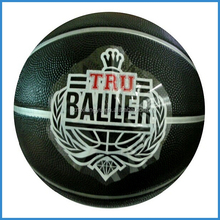 Size 1 PU Leather Basketball for kids