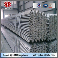 structural construction hot rolled mild carbon m s angle price