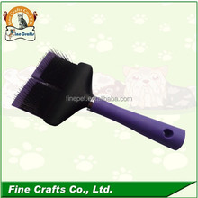 China manufacturer wholesale Plastic pet accessory for Pet Grooming Tools