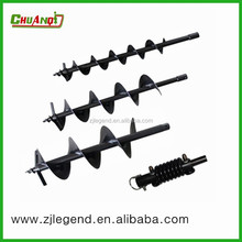 Power tool hydraulic earth auger gas drill ice drill